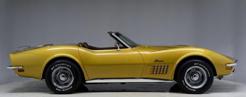 1971 Chevrolet Corvette Image 19