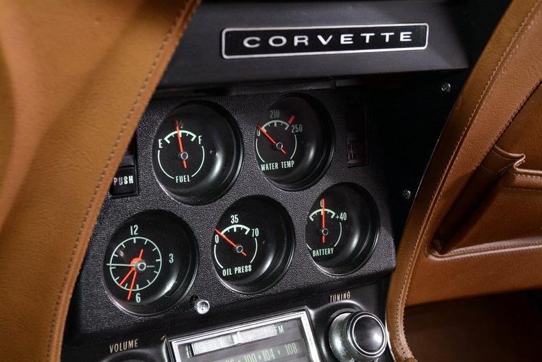 1971 Chevrolet Corvette Image 23