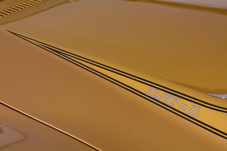 1971 Chevrolet Corvette Image 24