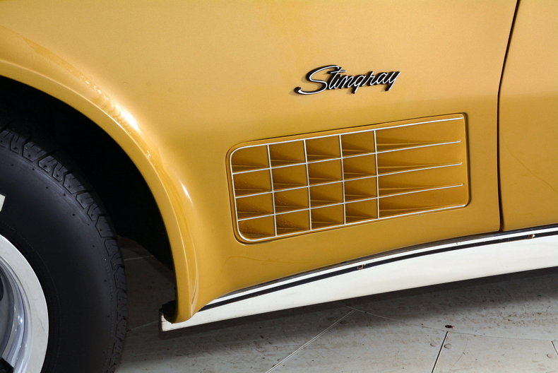 1971 Chevrolet Corvette Image 25