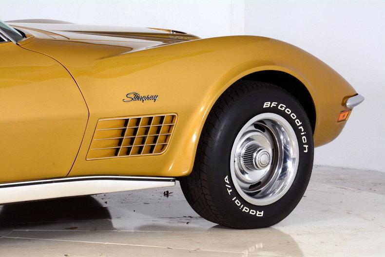 1971 Chevrolet Corvette Image 29