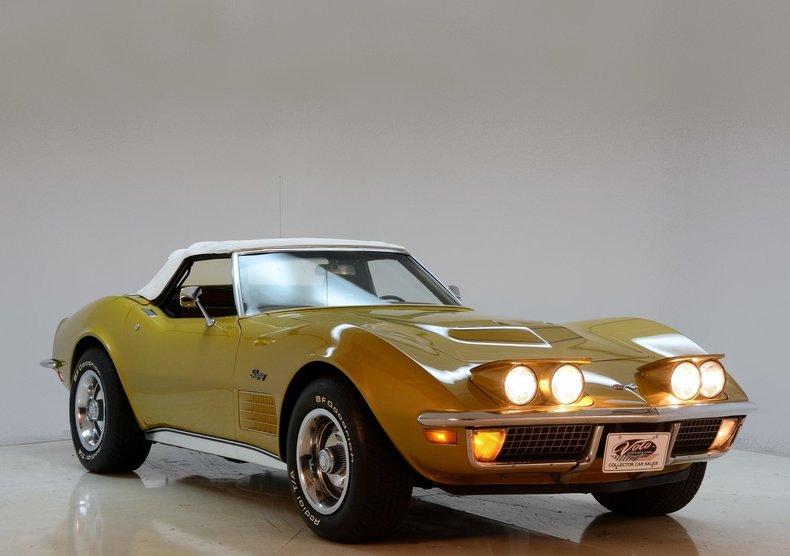 1971 Chevrolet Corvette Image 35
