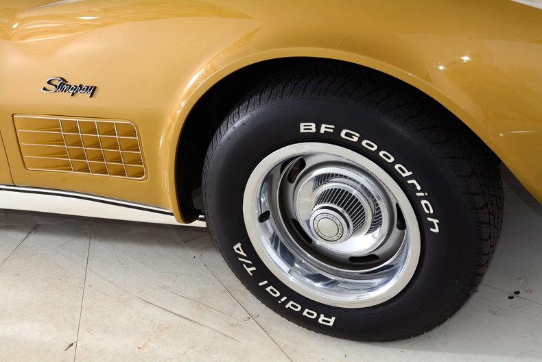 1971 Chevrolet Corvette Image 38
