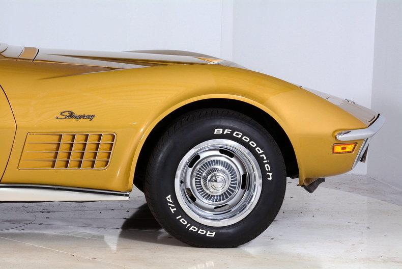 1971 Chevrolet Corvette Image 43