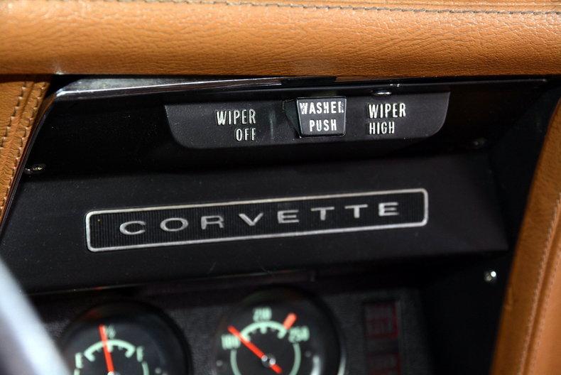 1971 Chevrolet Corvette Image 46