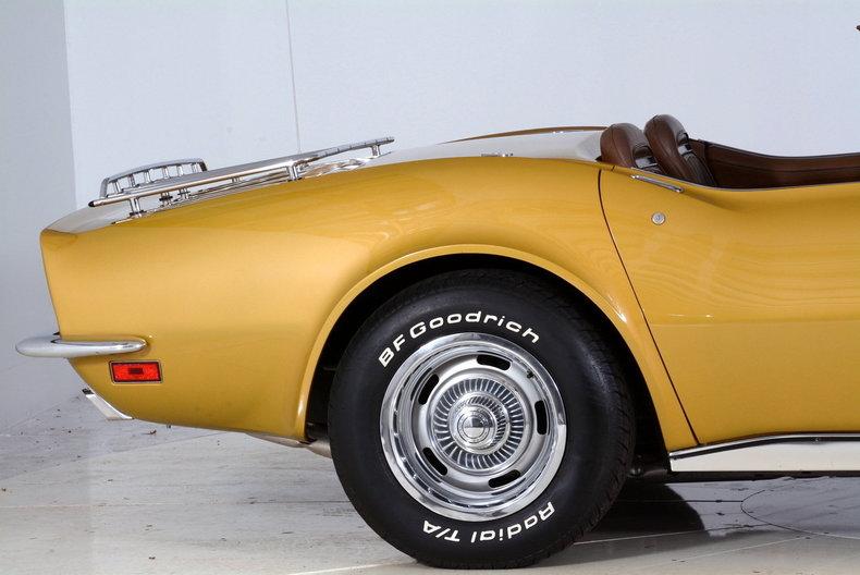1971 Chevrolet Corvette Image 50