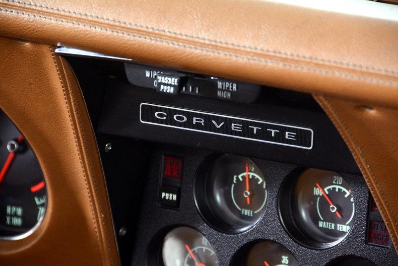 1971 Chevrolet Corvette Image 52