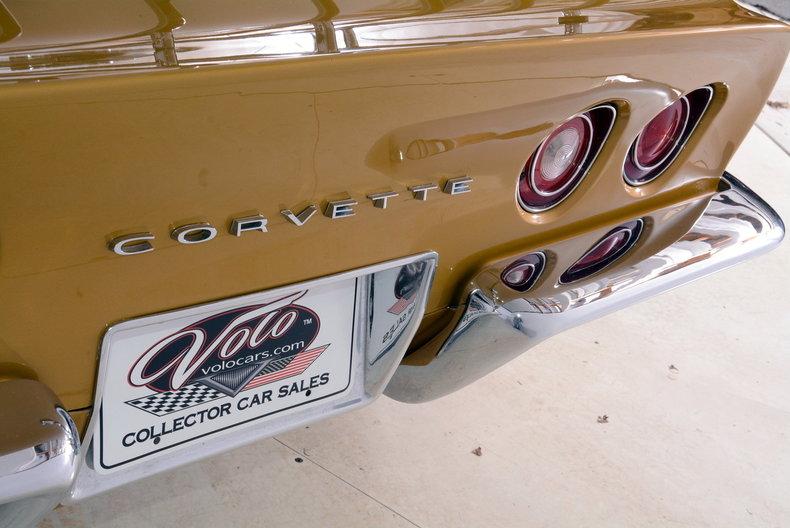 1971 Chevrolet Corvette Image 53