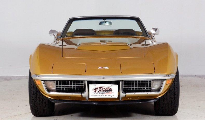 1971 Chevrolet Corvette Image 56