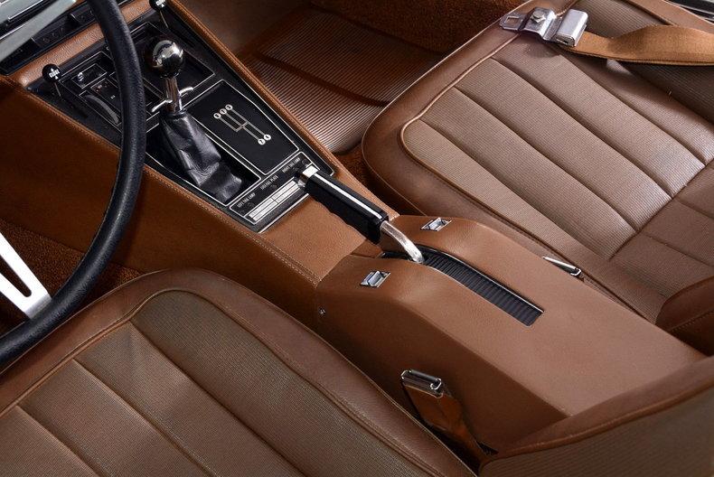 1971 Chevrolet Corvette Image 60