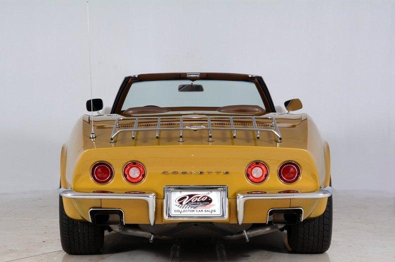 1971 Chevrolet Corvette Image 61