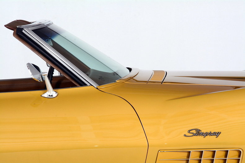 1971 Chevrolet Corvette Image 64