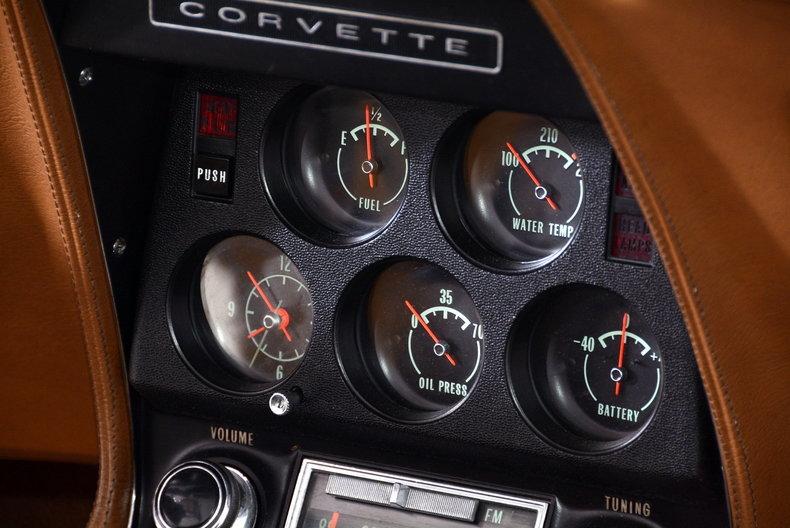1971 Chevrolet Corvette Image 68