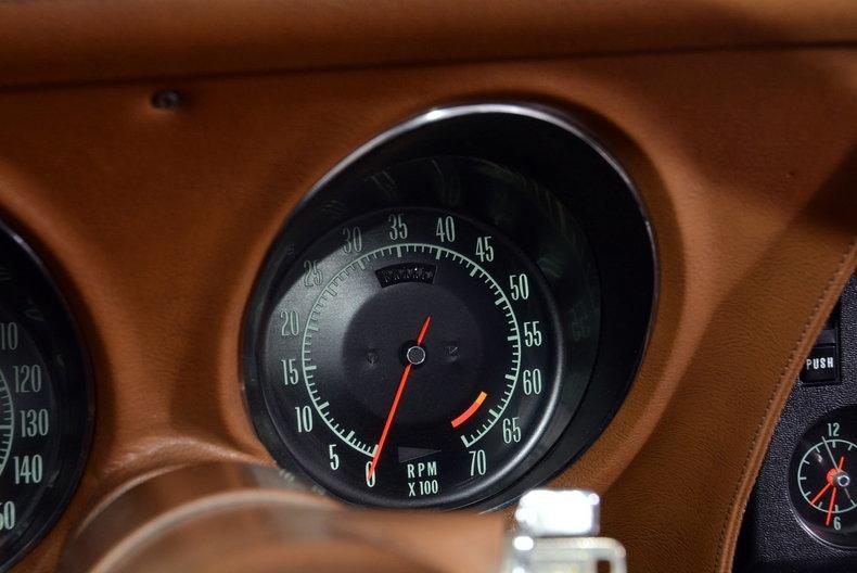1971 Chevrolet Corvette Image 71