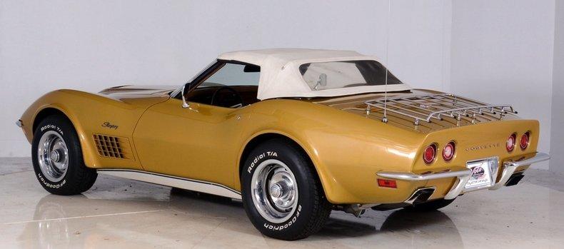 1971 Chevrolet Corvette Image 76