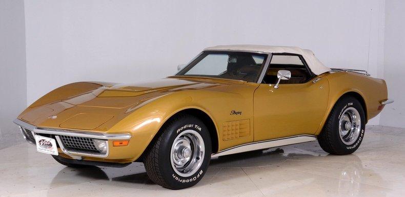 1971 Chevrolet Corvette Image 80