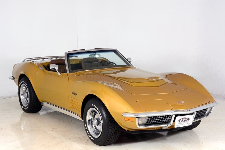 1971 Chevrolet Corvette Image 86