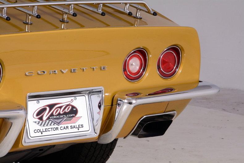 1971 Chevrolet Corvette Image 87