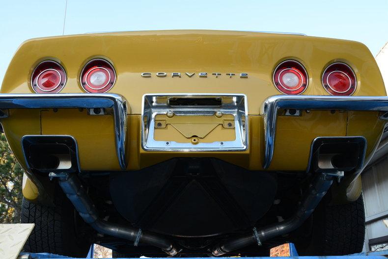 1971 Chevrolet Corvette Image 88