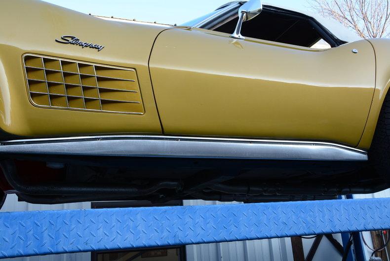 1971 Chevrolet Corvette Image 89
