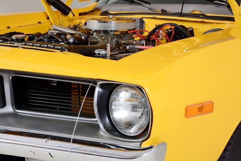 1973 Plymouth Cuda Image 7