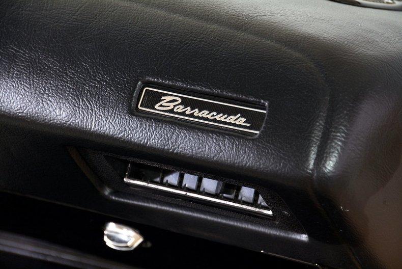 1973 Plymouth Cuda Image 10
