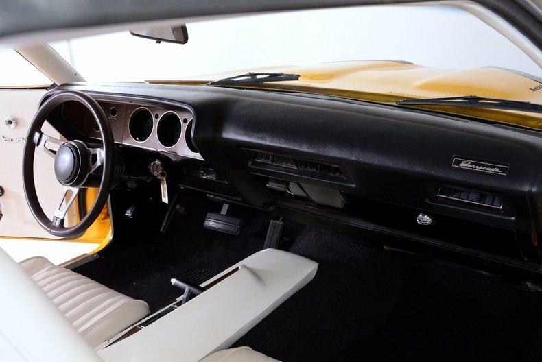 1973 Plymouth Cuda Image 13