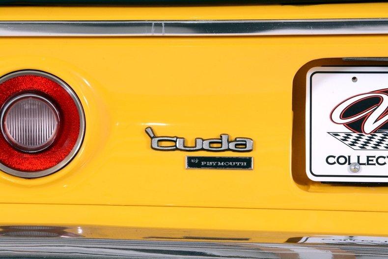 1973 Plymouth Cuda Image 14