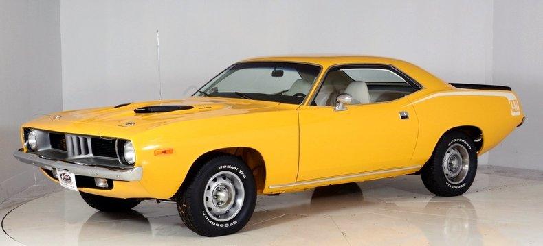 1973 Plymouth Cuda Image 34