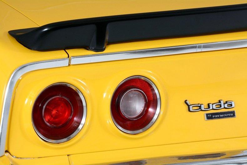 1973 Plymouth Cuda Image 42