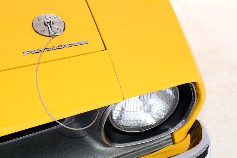 1973 Plymouth Cuda Image 44