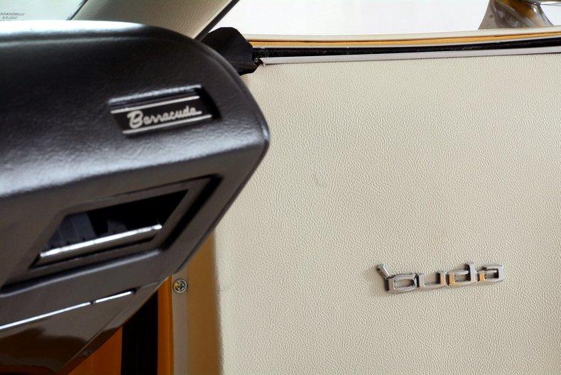 1973 Plymouth Cuda Image 46