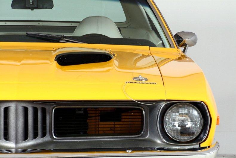 1973 Plymouth Cuda Image 50