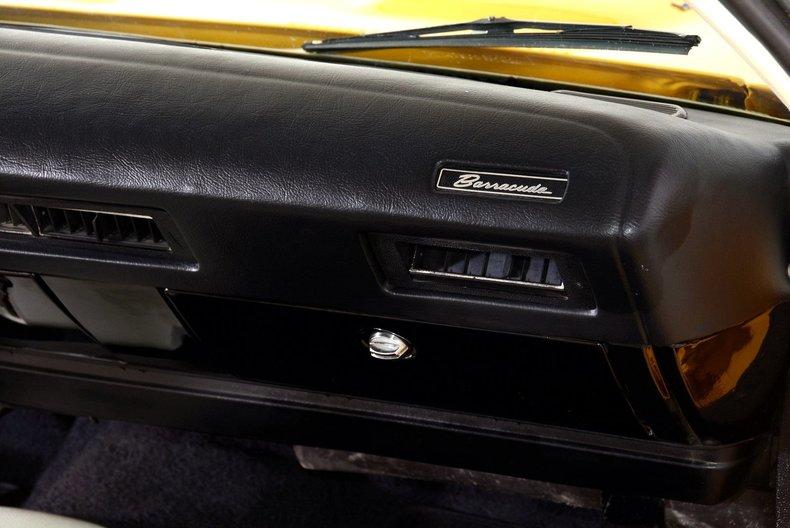 1973 Plymouth Cuda Image 61