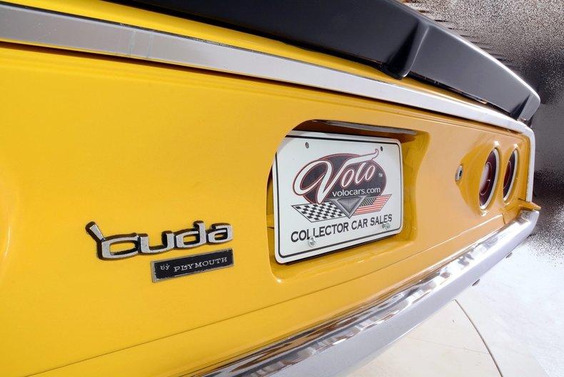 1973 Plymouth Cuda Image 79