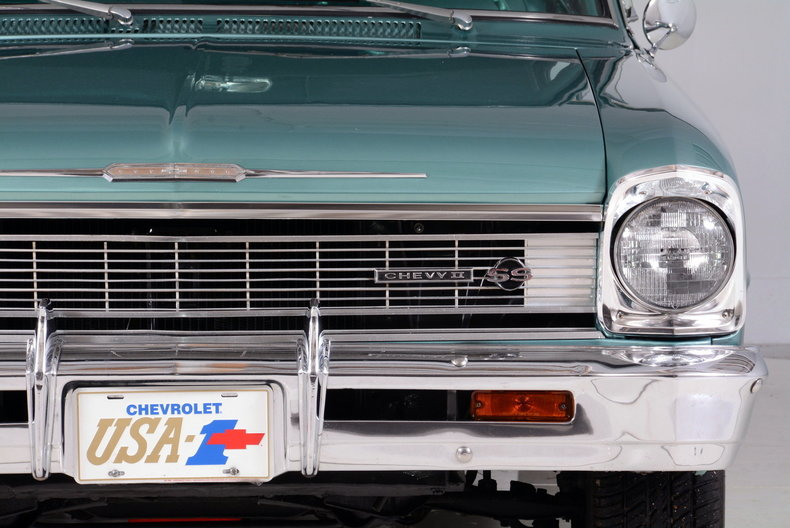 1966 Chevrolet Nova Image 5