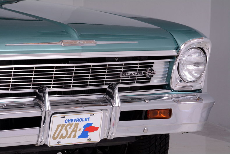 1966 Chevrolet Nova Image 31