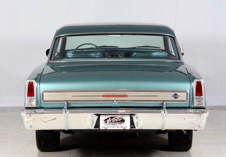 1966 Chevrolet Nova Image 51