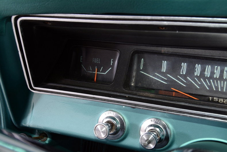 1966 Chevrolet Nova Image 63