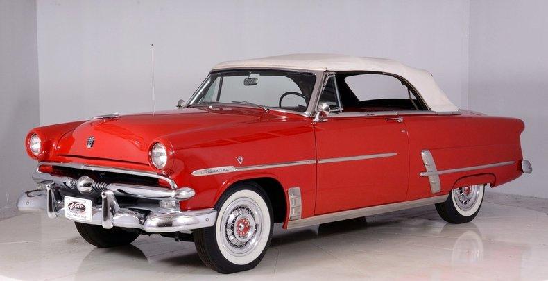 1953 Ford Crestline Image 40