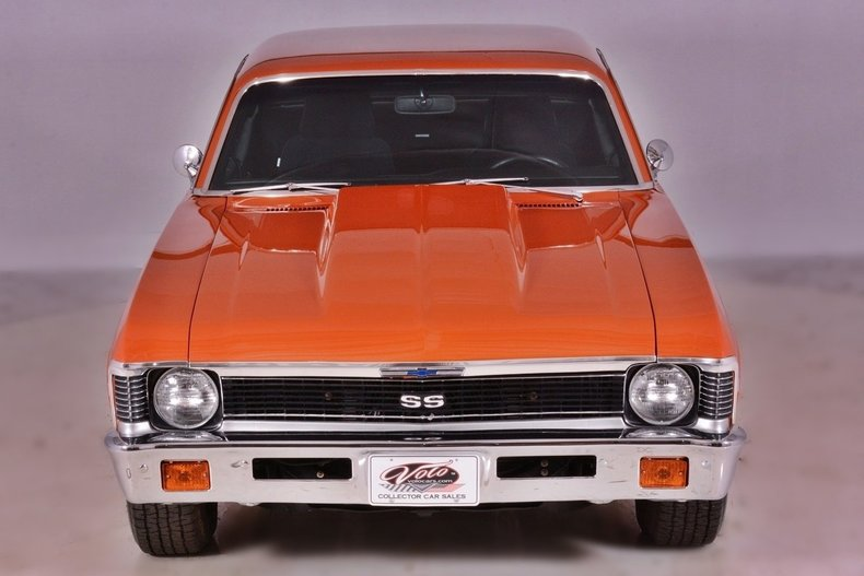 1971 Chevrolet Nova Image 8