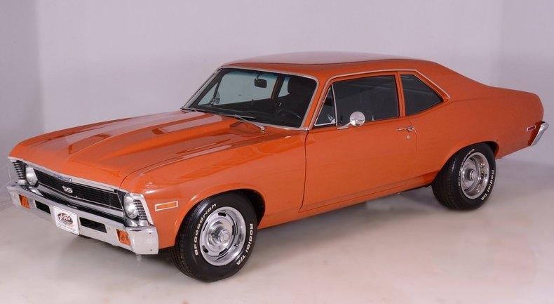 1971 Chevrolet Nova Image 10