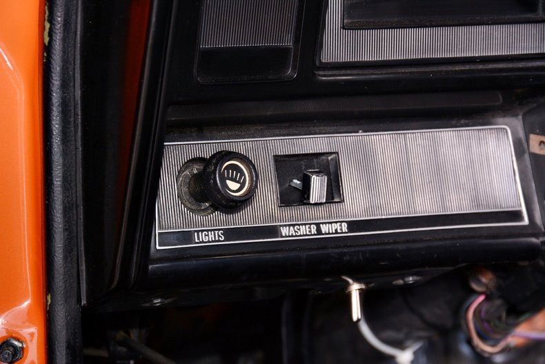 1971 Chevrolet Nova Image 28