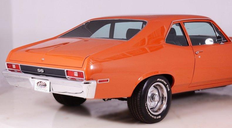1971 Chevrolet Nova Image 39