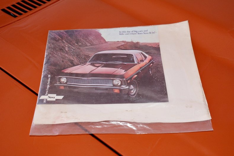 1971 Chevrolet Nova Image 59