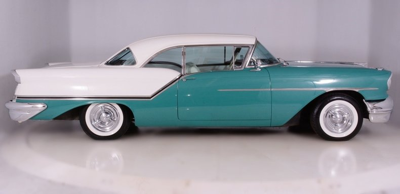 1957 Oldsmobile 88 Image 8