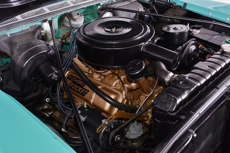 1957 Oldsmobile 88 Image 30