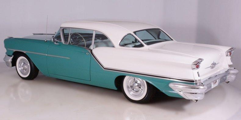 1957 Oldsmobile 88 Image 35