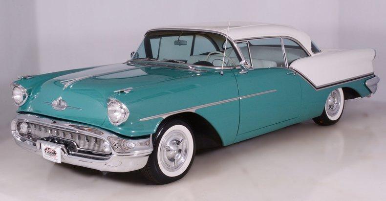 1957 Oldsmobile 88 Image 70