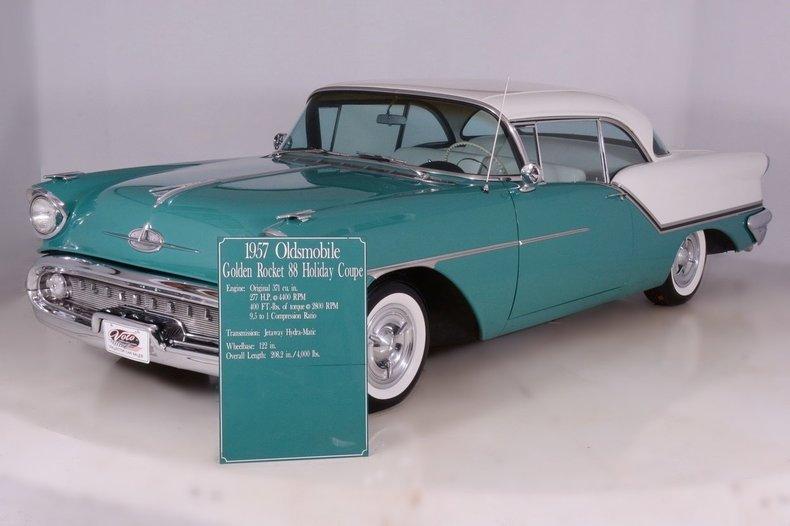 1957 Oldsmobile 88 Image 74